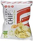 GOT7 High Protein Chips Snack 40% Protein Fitnesssnack – Ideal Zur Diät Fitness Bodybuilding 6x 50g (Sour Cream & Onion)