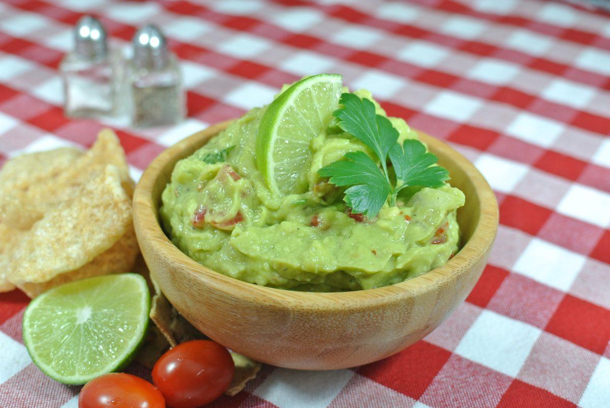 Einfache Keto Guacamole