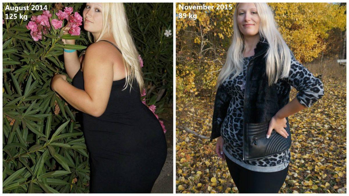 Ketogene Diät vorher und nachher