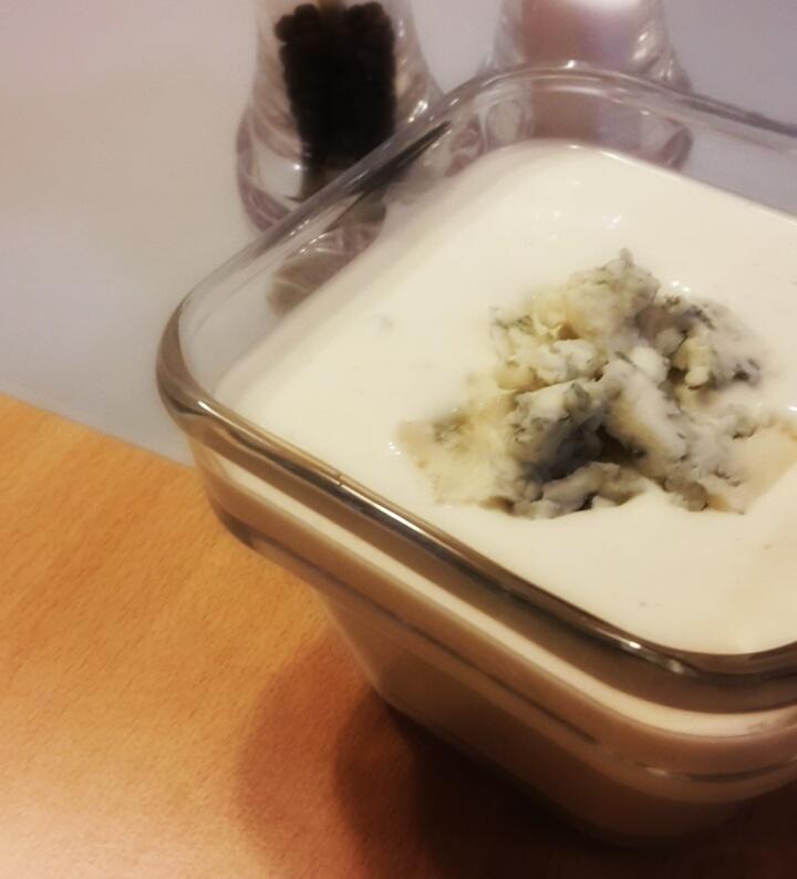 Keto Blue Cheese Dip