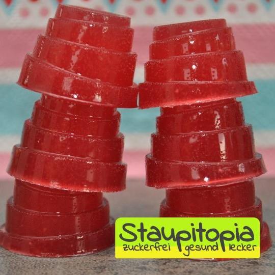 Low Carb Gummibärchen ohne Zucker selber machen