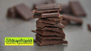 Low Carb Zartbitter Schokolade ohne Zucker