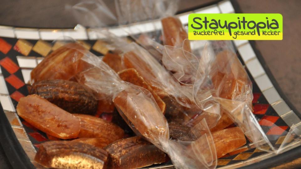 Hustenbonbons ohne Zucker selber machen