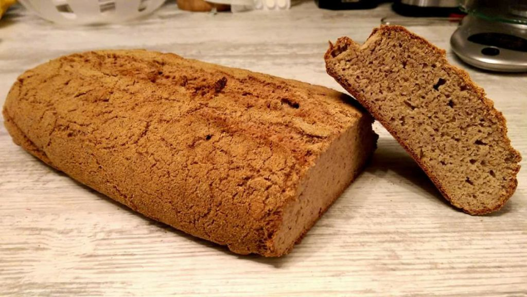 Low Carb Weißbrot ketogen