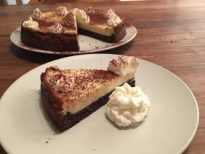 Low Carb Brownie Cheesecake von Svenja
