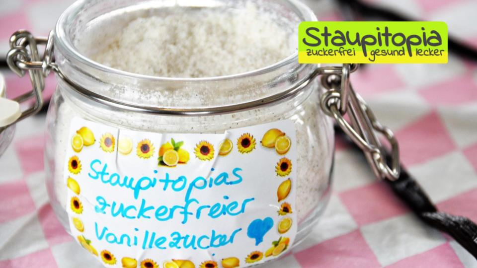 Vanillezucker selber machen OHNE ZuckerVanillezucker selber machen OHNE Zucker