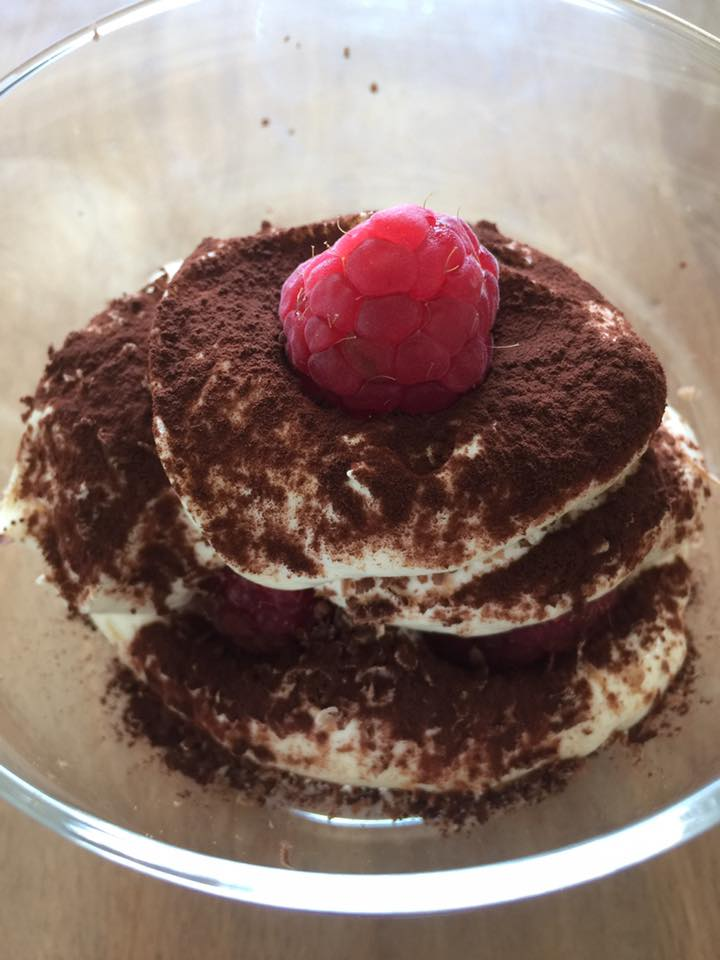 Tiramisu trift  Low Carb