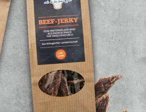 [Werbung] Beef Jerky – was steckt dahinter?