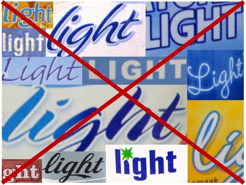 Light Produkte sollten bei LCHF und Keto tabu sein