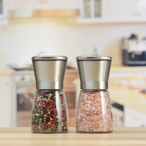 Salz und Pfeffermühle
