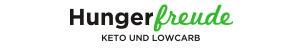 HungerFreude – Ketogene & Low Carb Rezepte Logo