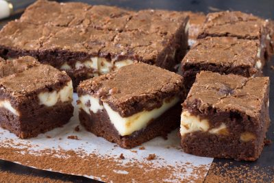ketogene_cheesecake_brownies
